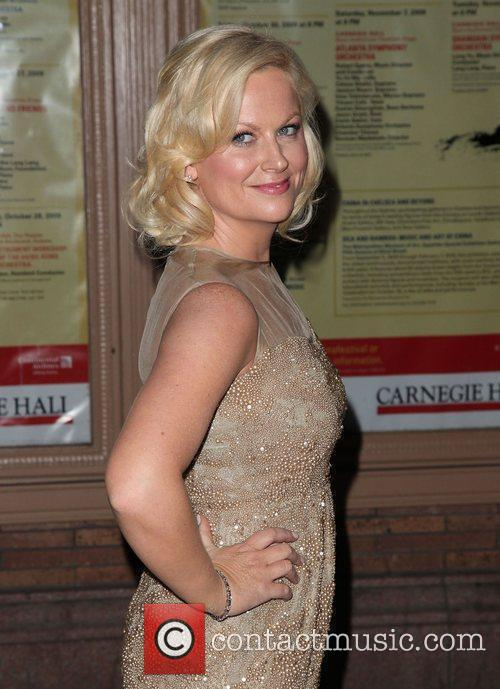Amy Poehler  Glamour Woman of the Year...