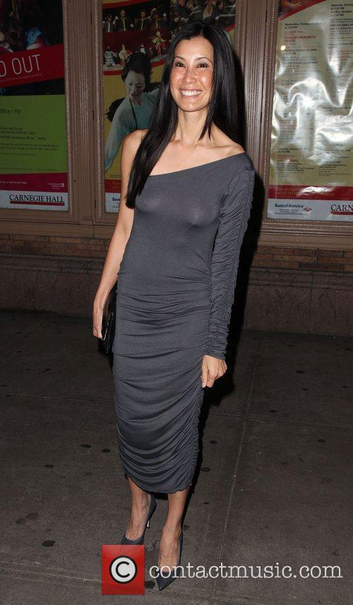 Journalists Lisa Ling  Glamour Woman of the...