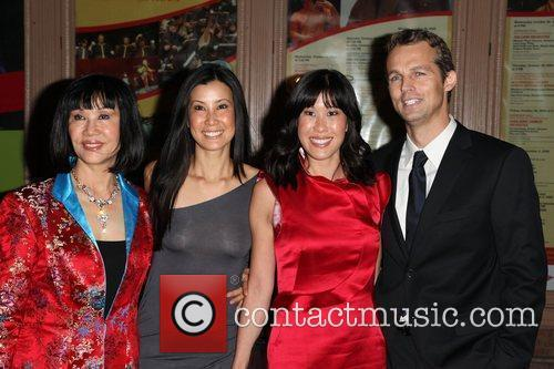 Journalists Lisa Ling and Laura Ling  Glamour...