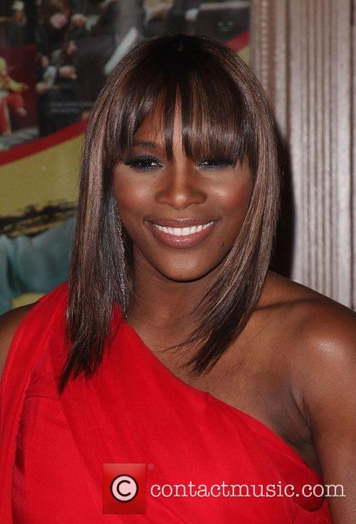 Tennis player Serena Williams  Glamour Woman of...