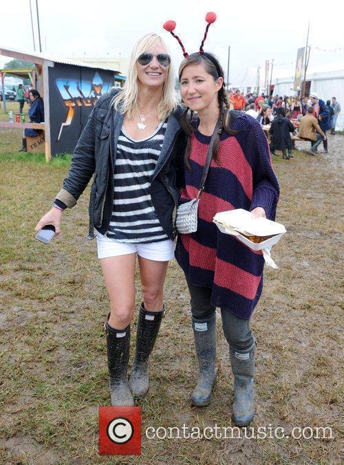 Jo Whiley, Glastonbury Festival