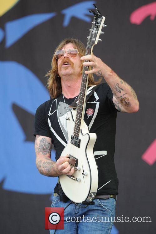 Eagles Of Death Metal and Glastonbury Festival 6