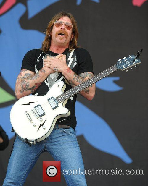 Eagles Of Death Metal and Glastonbury Festival 8