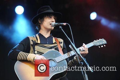 Pete Doherty, Glastonbury Festival
