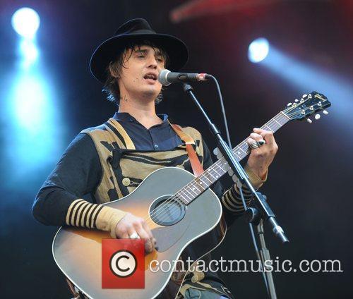 Pete Doherty and Glastonbury Festival 2