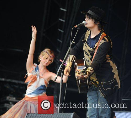 Pete Doherty and Glastonbury Festival 8