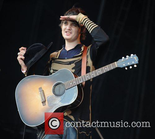 Pete Doherty and Glastonbury Festival 5