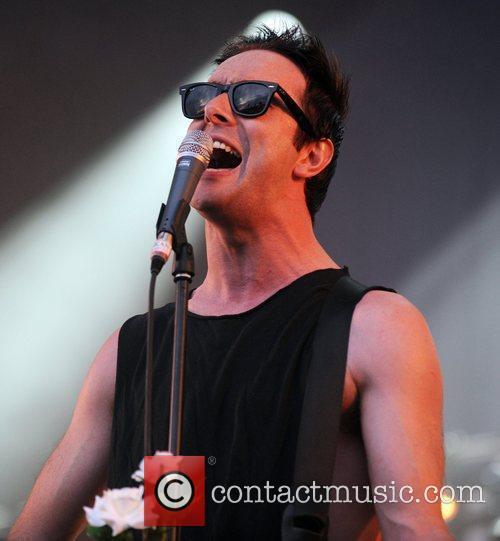Glasvegas, Glastonbury Festival and Glastonbury 4
