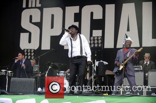 The Specials 2009 Glastonbury Festival - Day 2...