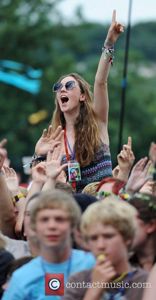 Glastonbury Festival 4