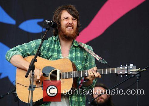 Fleet Foxes and Glastonbury Festival