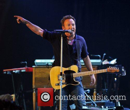 Bruce Springsteen and Glastonbury Festival 5