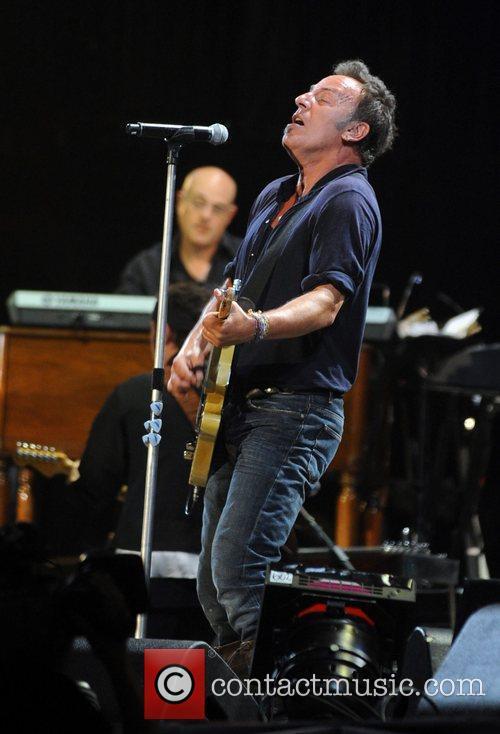 Bruce Springsteen and Glastonbury Festival 9