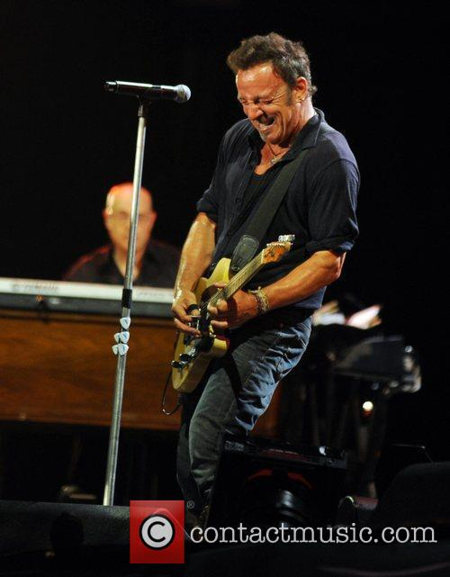 Bruce Springsteen and Glastonbury Festival 2