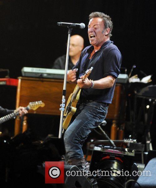 Bruce Springsteen and Glastonbury Festival 1