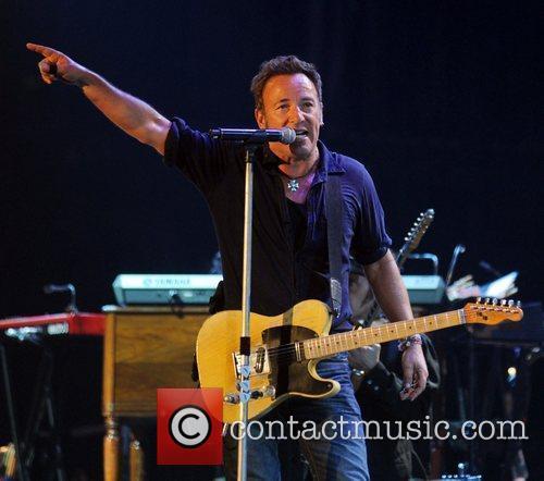 Bruce Springsteen and Glastonbury Festival 4