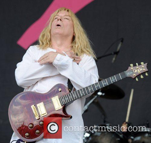 Spinal Tap, Glastonbury Festival and Glastonbury 19