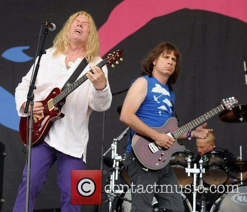 Spinal Tap, Glastonbury Festival and Glastonbury 18