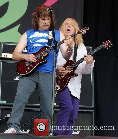 Spinal Tap, Glastonbury Festival and Glastonbury 13