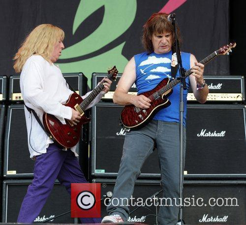 Spinal Tap, Glastonbury Festival and Glastonbury 6