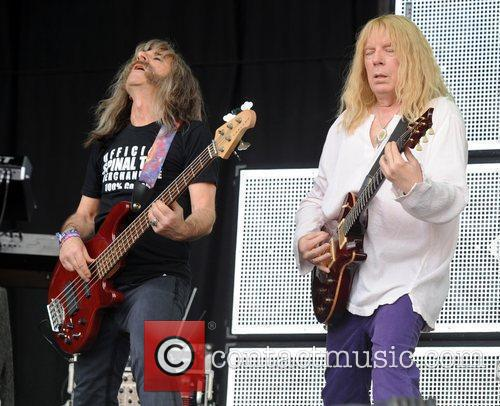 Spinal Tap, Glastonbury Festival and Glastonbury 17