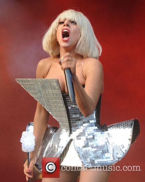 Lady GaGa, Glastonbury Festival and Glastonbury 14