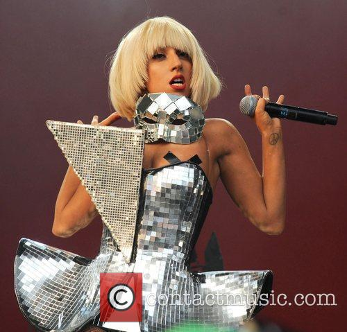 Lady GaGa, Glastonbury Festival and Glastonbury 18