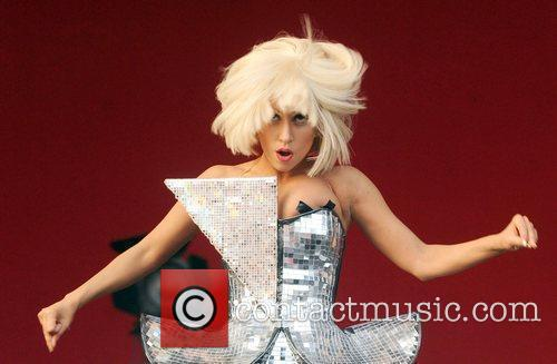 Lady Gaga, Glastonbury Festival and Glastonbury 2