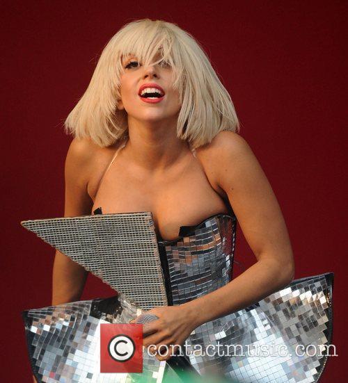 Lady Gaga, Glastonbury Festival and Glastonbury 3