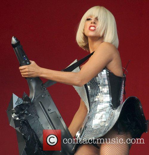 Lady GaGa, Glastonbury Festival and Glastonbury 15