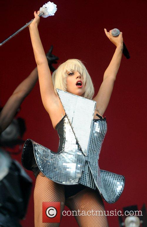 Lady GaGa, Glastonbury Festival and Glastonbury 13