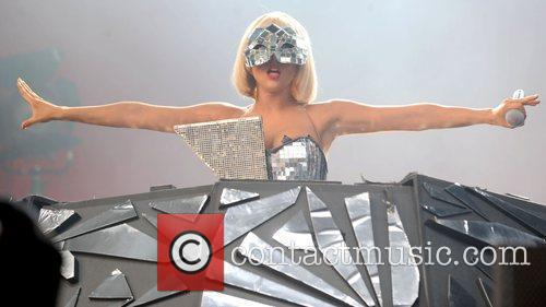 Lady Gaga, Glastonbury Festival and Glastonbury 11