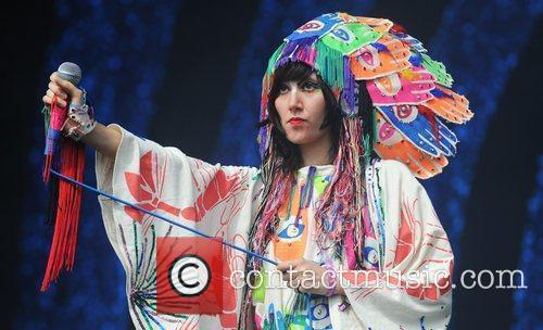 Yeah Yeah Yeahs, Glastonbury Festival and Glastonbury 8
