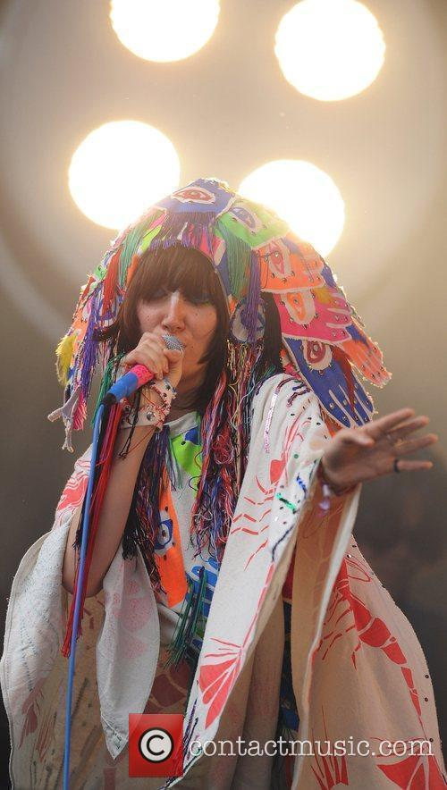 Yeah Yeah Yeahs, Glastonbury Festival and Glastonbury 11