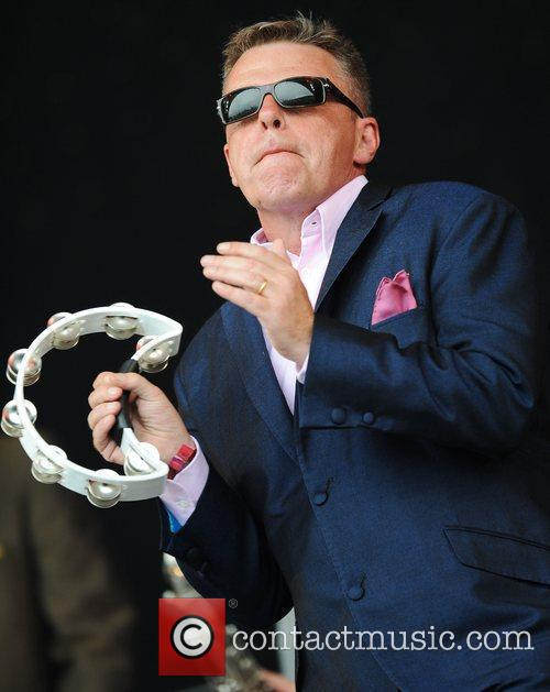 Suggs, Glastonbury Festival, Madness and Glastonbury 8