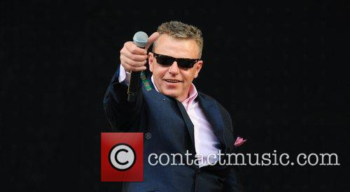 Suggs, Glastonbury Festival, Madness and Glastonbury 5