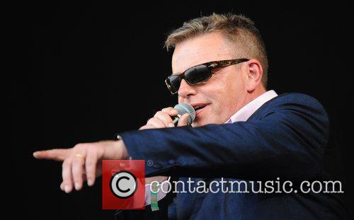 Suggs, Glastonbury Festival, Madness and Glastonbury 2