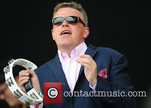 Suggs, Glastonbury Festival, Madness and Glastonbury 4