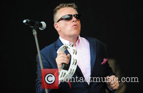 Suggs, Glastonbury Festival, Madness and Glastonbury 10