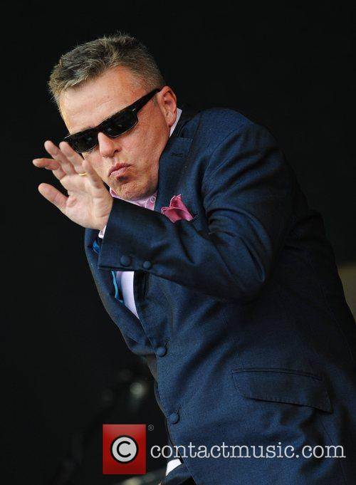 Suggs, Glastonbury Festival, Madness and Glastonbury 6