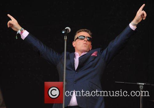 Suggs, Glastonbury Festival, Madness and Glastonbury 13