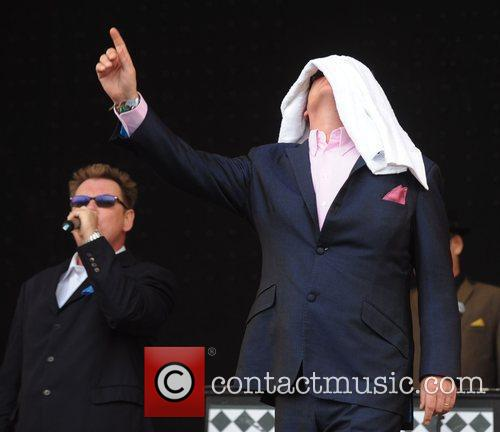 Suggs, Glastonbury Festival, Madness and Glastonbury 15
