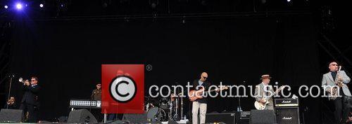 Suggs, Glastonbury Festival, Madness and Glastonbury 21