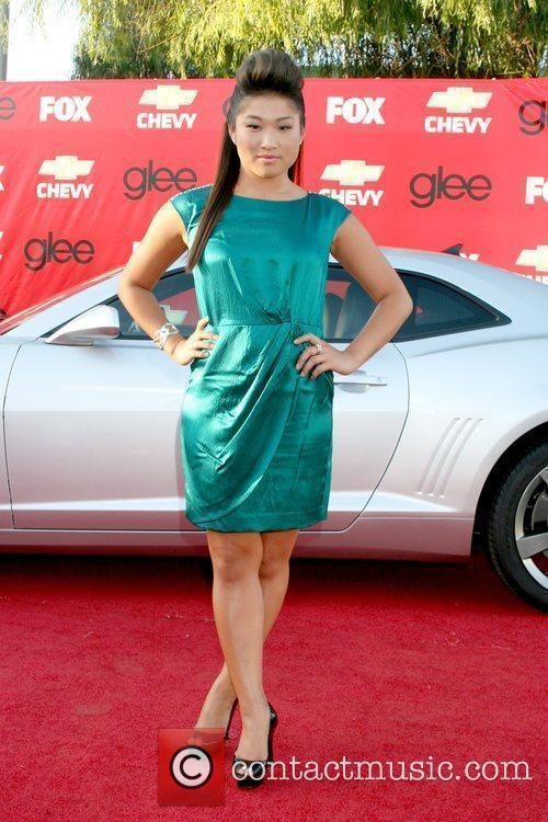 Jenna Ushkowitz Premiere of Fox's 'Glee' at Willows...