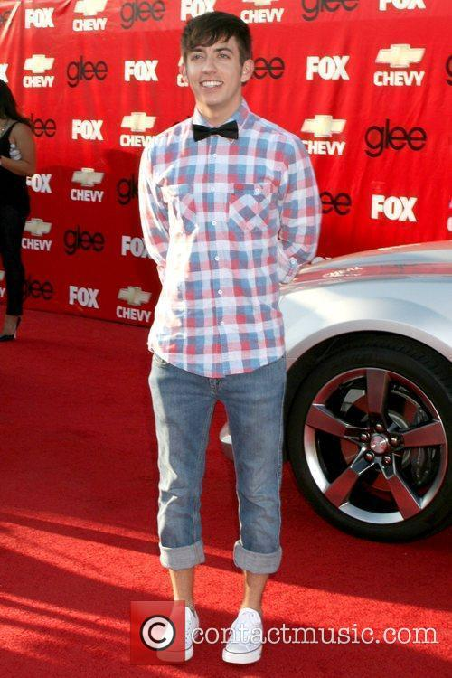 Premiere of Fox's 'Glee' at Willows Community School...