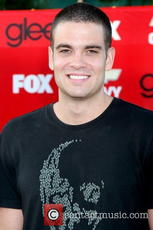Mark Salling Premiere of Fox's 'Glee' at Willows...