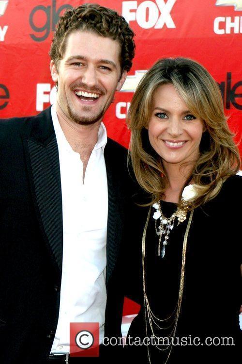 Matthew Morrison and Jessalyn Gilsig Premiere of Fox's...
