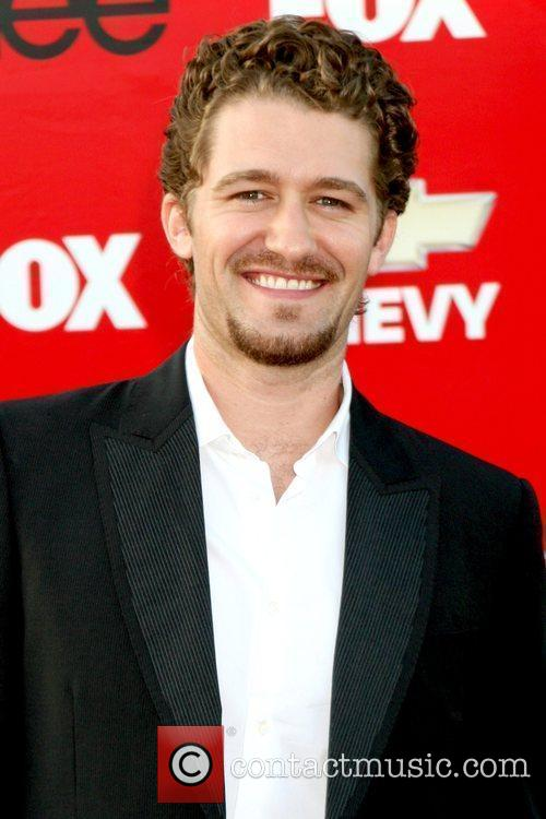 Matthew Morrison Premiere of Fox's 'Glee' at Willows...
