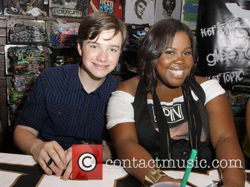 Chris Colfer, Amber Riley 'The Gleek Tour' featuring...
