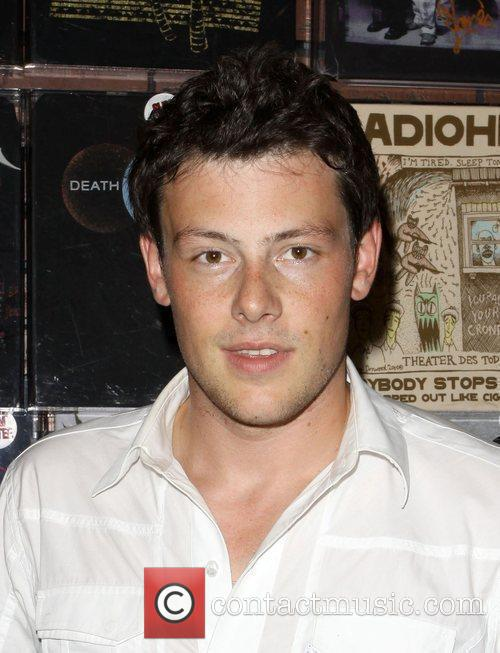 Cory Monteith 'The Gleek Tour' featuring the cast...